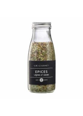 Lie Gourmet - Delikatesser - Lie Gourmet - Krydderiblanding grønt/salater