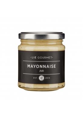 Lie Gourmet - Delikatesser - Mayonaise - Hvidløg