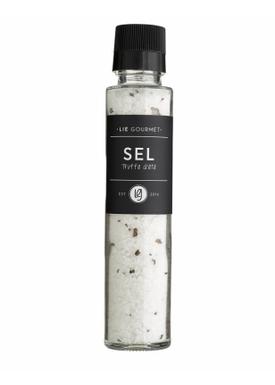 Lie Gourmet - Delikatesser - Spice in Grinder - Salt with truffle