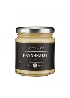Lie Gourmet - Mayonnaise - Mayonnaise - Garlic