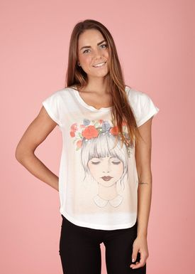 Lily Mcbee - T-shirt - Bliss - Flowergirl