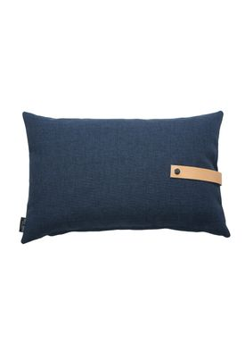 Louise Smærup - Cushion - Regular / Twist - Blue Twist - 60 x 40