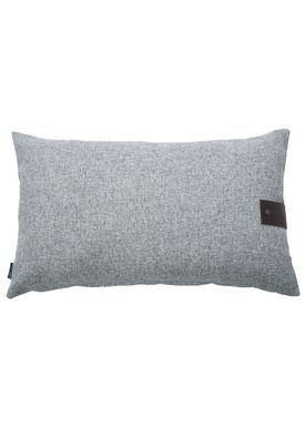 Louise Smærup - Cushion - Regular / Twist - Grey Twist - 80 x 50