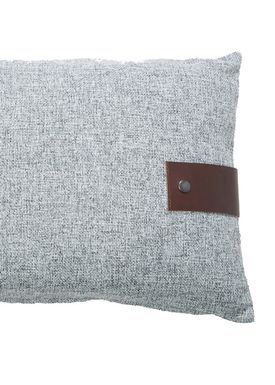 Louise Smærup - Cushion - Regular / Twist - Grey Twist - 60 x 40