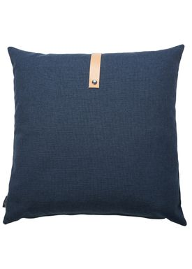 Louise Smærup - Cushion - Regular / Twist - Blue Twist - 65 x 65