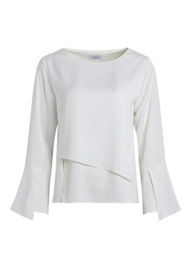 Love&Divine - Blouse - Love199 - Cream White