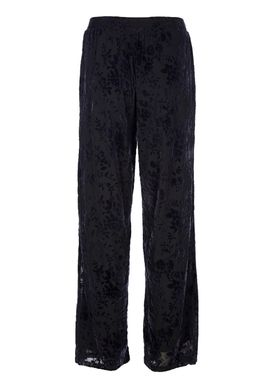 Love&Divine - Pants - 08109 Love21 - Black/Navy Velvet