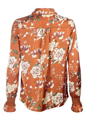 Love&Divine - Shirt - Love105-2 - Flower Mocca