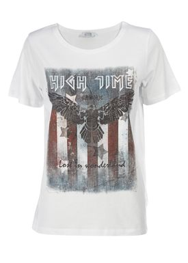 Love&Divine - T-shirt - 08613 Love32-1 - Hvid