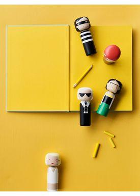 Lucie Kaas - Figure - Sketch.inc Kokeshi dolls - Thief