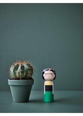 Lucie Kaas - Figure - Sketch.inc Kokeshi dolls - Frida