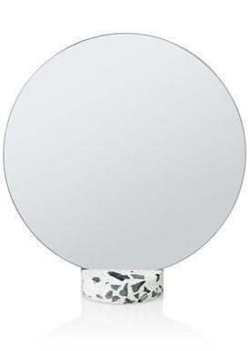 Lucie Kaas - Mirror - Erat Mirrors - White