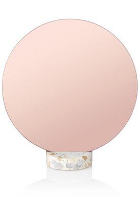 Lucie Kaas - Spegel - Erat Mirrors - Pink