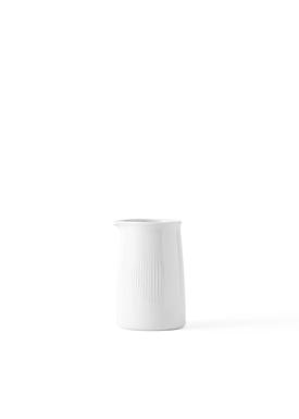 Lyngby Porcelæn - Kande - Termodan Thermo Flødekande - White