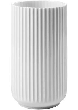 Lyngby Porcelæn - Vase - Lyngbyvasen - Hvid - 25 cm