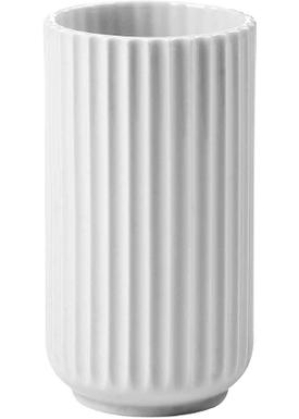 Lyngby Porcelæn - Vase - Lyngbyvasen - Hvid - 15 cm