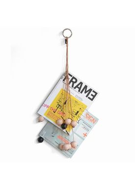 By Wirth - Magasin holder - Magazin Hang Out - Natur