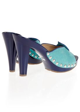 Splash Stilettos Blue
