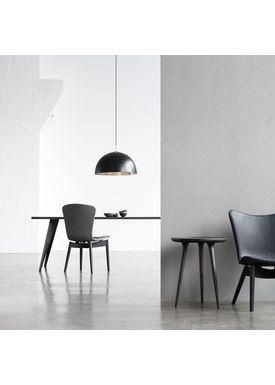 Mater - Lampe - Shade Light Pendant - Sort/Alu