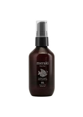 Meraki - Kroppslotion - MINI - Lotion, Oil, Zinc Lotion - Oil