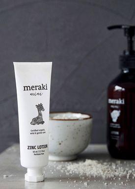 Meraki - Kroppslotion - MINI - Lotion, Oil, Zinc Lotion - Zinc Lotion