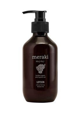 Meraki - Body Lotion - MINI - Lotion, Oil, Zinc Lotion - Lotion