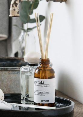 Meraki - Fragrance Spray - Diffuser - Scandinavian Garden