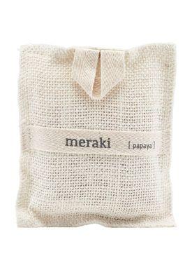 Meraki - Soap - Bath Mitt - Papaya
