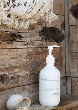 Meraki - Sæbe - PURE - Shampoo, Conditioner, Body Wash, Body Lotion - Body Wash
