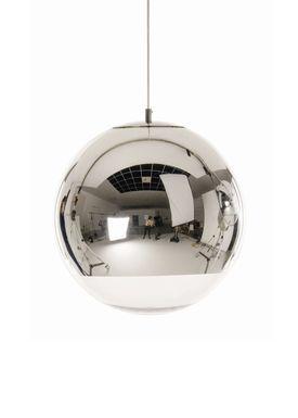 Tom Dixon - Lampe - Mirror Ball 40 Pendant - Krom