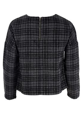 Modström - Blouse - Hannelore - Grey/Black Check
