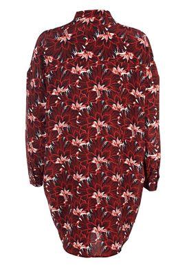 Modström - Dress - Natalie Print Dress - Red Pattern