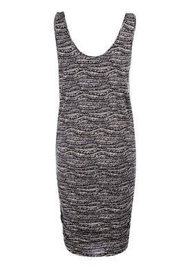 Modström - Kjole - Vicky Print Dress - Leo Lines
