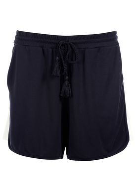 Modström - Shorts - Verity Shorts - Navy/White