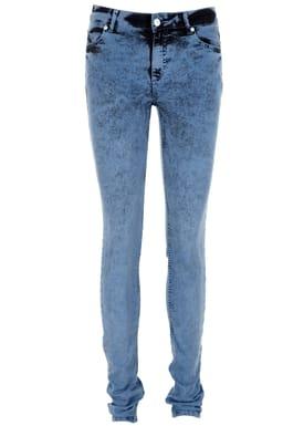 Von Tie Dye Jeans Tie Dye Blue