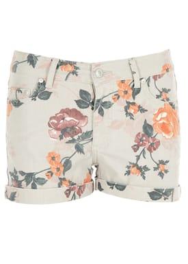 Modström - Shorts - Isra Flower Print - Flower Print