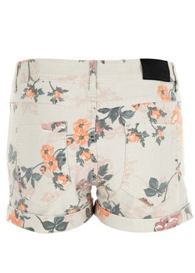 Isra Flower Print Shorts Flower Print