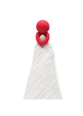 Monkey Business - Krea - Modestoo - Towel holder - Red