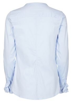 Monograph - Skjorte - Mattie Shirt - Light Blue