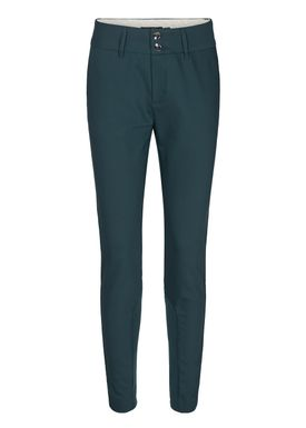 Mos Mosh - Pants - Blake Night Pants - Jade Green