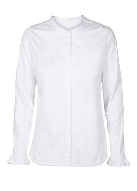 Mos Mosh - Skjorte - Mattie Shirt - White