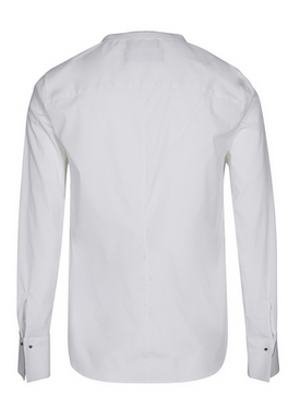 Mos Mosh - Shirt - Mari Shirt LS - White
