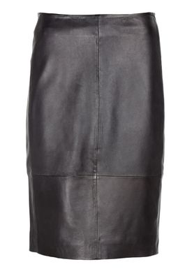 Muubaa - Nederdel - Yates Pencil Skirt - Sort