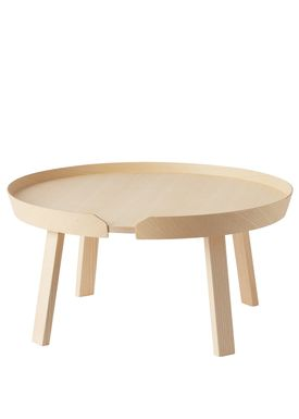 Muuto - Bord - Around Table - Large - Ask