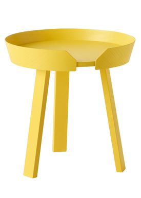 Muuto - Bord - Around Table - Small - Gul