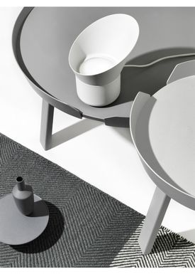 Muuto - Bord - Around Table - Large - Mørkegrå