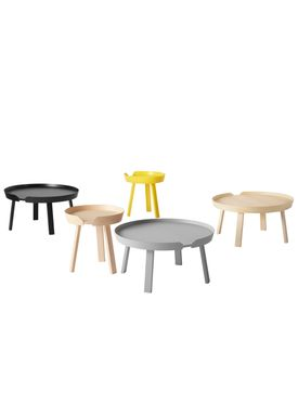 Muuto - Bord - Around Table - Small - Ask