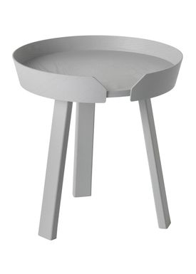 Muuto - Bord - Around Table - Small - Grå