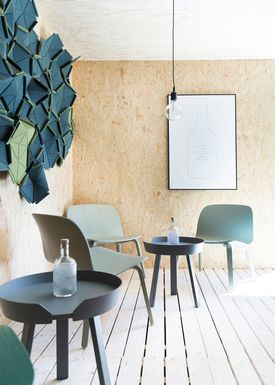 Muuto - Bord - Around Table - Small - Sort