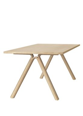 Muuto - Table - Split - Solid Oak